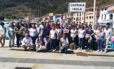 Gruppo di lavoro Capraia Smart Island